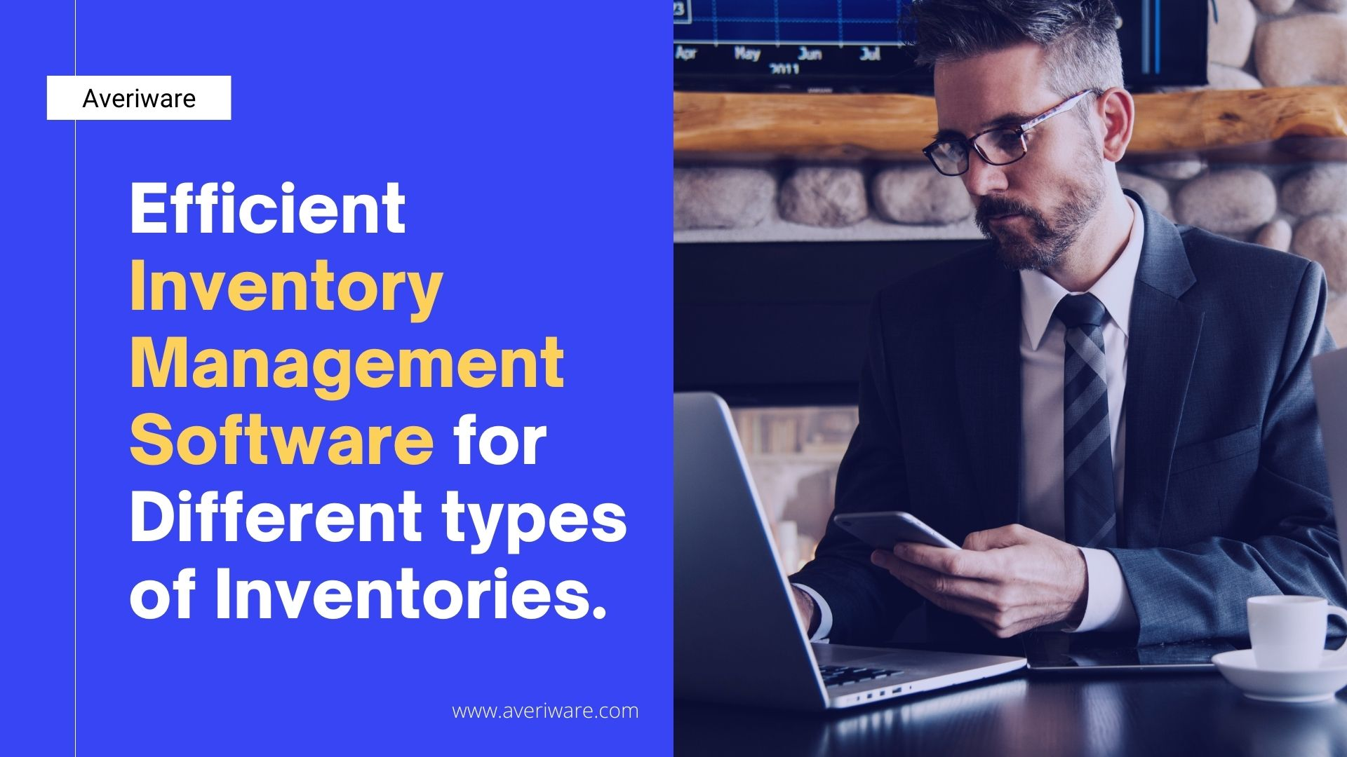 Efficient Inventory Management Software for Different types of Inventories