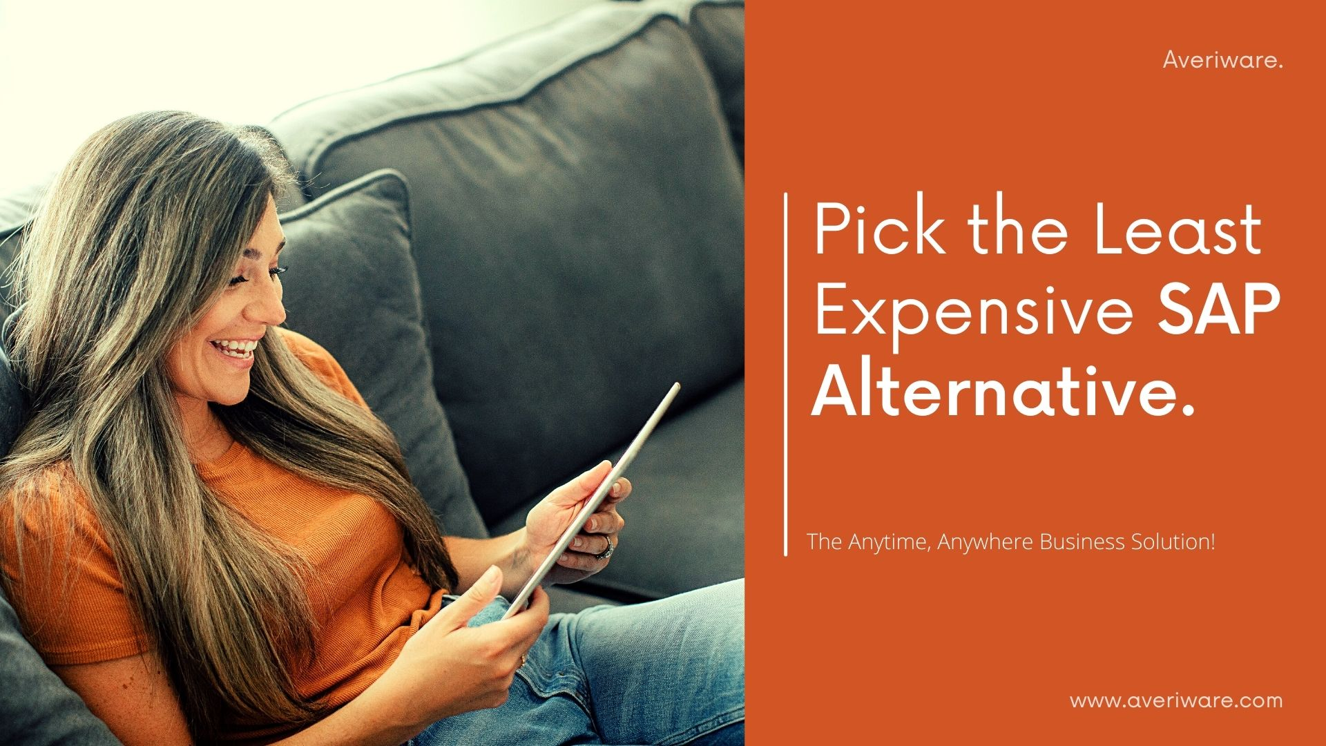 Pick the Least Expensive SAP Alternative.