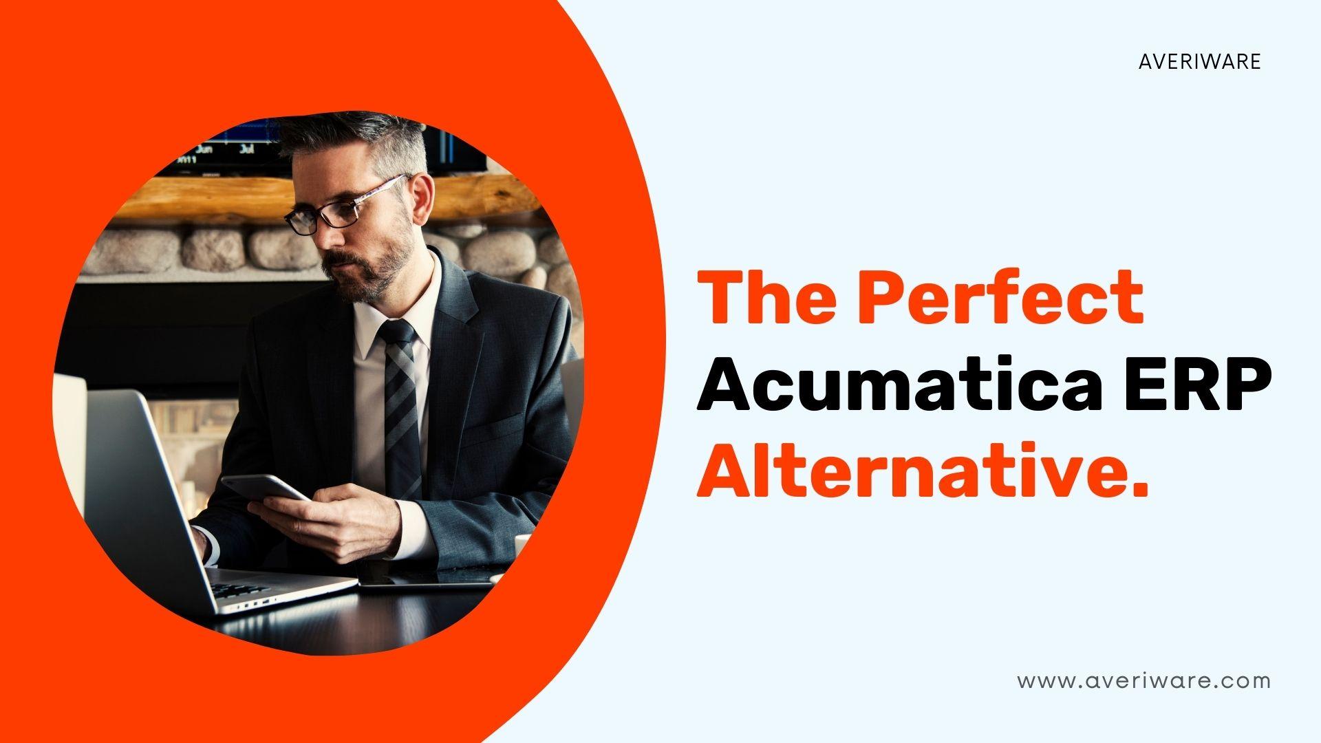 The Perfect Acumatica ERP Alternative